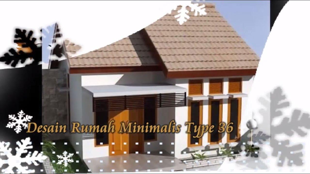 Desain Rumah Minimalis type 36 - YouTube