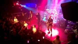 Legendary American speed metal -band ANTHRAX performed a energetic ...