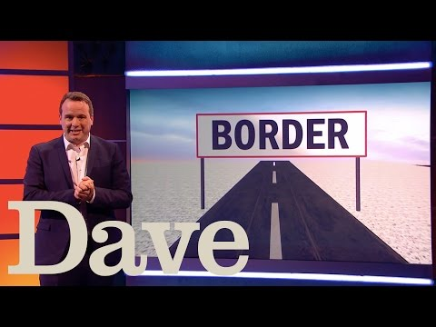 How To Brexit: How To Control Your Borders | Unspun with Matt Forde