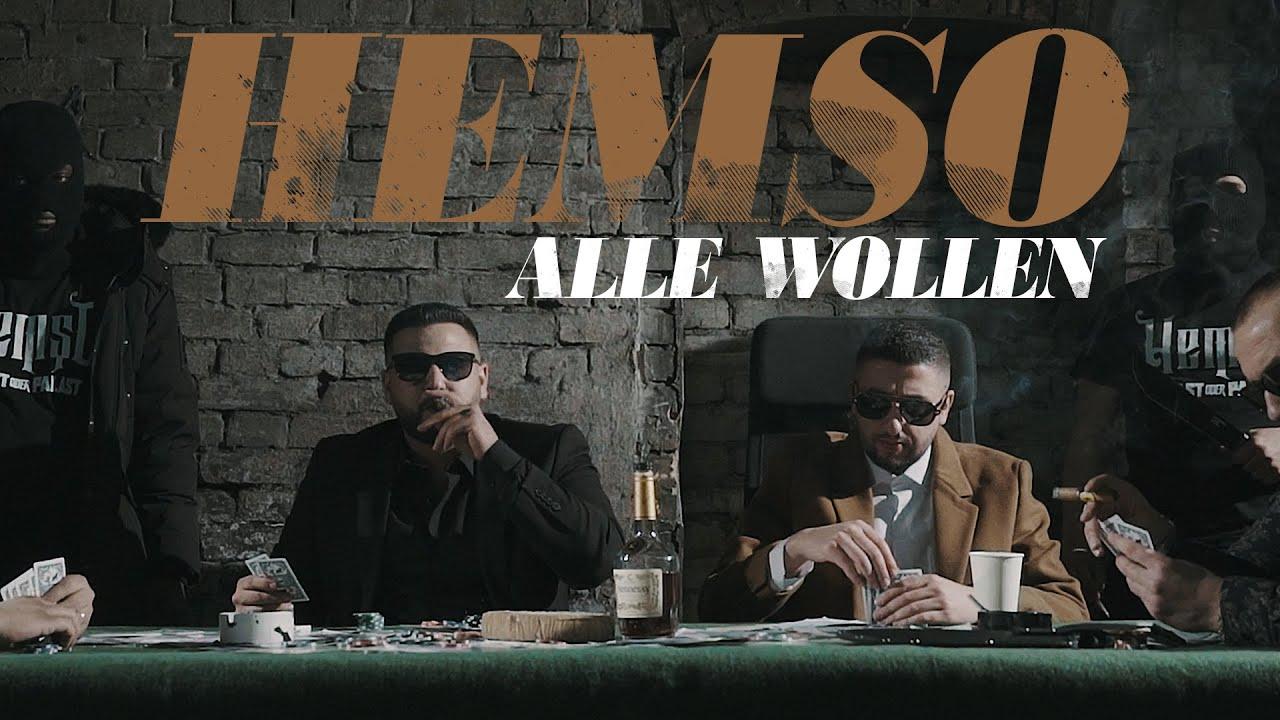 HEMSO - ALLE WOLLEN [official Video] prod. by Dinski