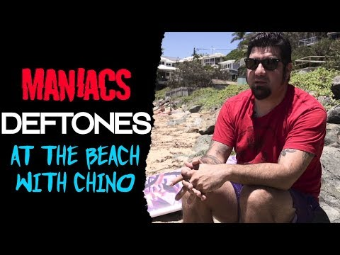 Deftones: At The Beach With Chino