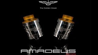 Golden Greek Amadeus RDA Full Breakdown