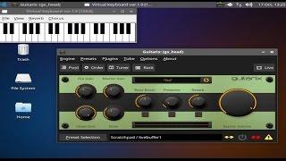 Audio Suite on Ubuntu Studio 16.10