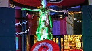 Repeat youtube video 第39回 大須大道町人祭「大駱駝艦」in大須観音
