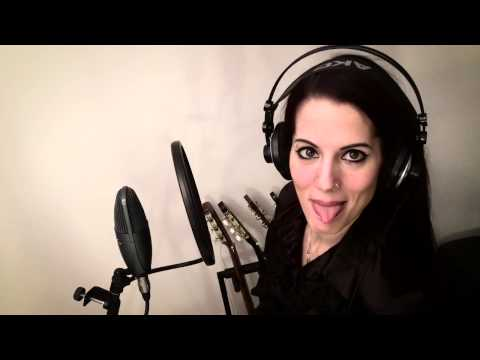 Alessia Scolletti  - Future World (Helloween Cover)