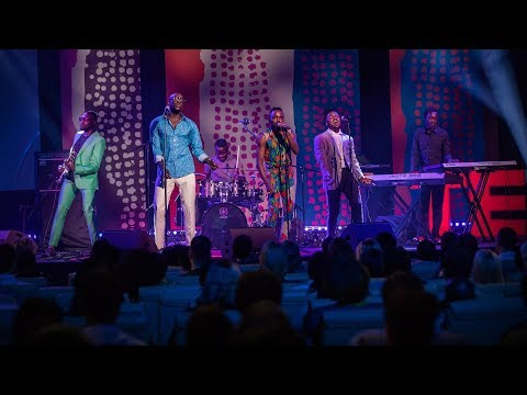 The rhythm of Afrobeat | Sauti Sol