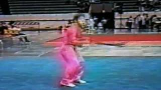 Park Chan Dae - Dao Shu at the Worlds 1997 in Italy