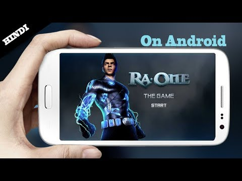 How to Download RA.ONE The Game on Android...