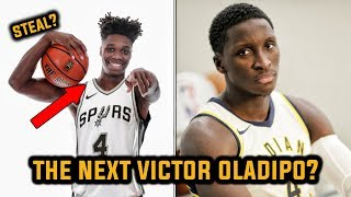 Did the Spurs Just Find the Next Victor Oladipo?