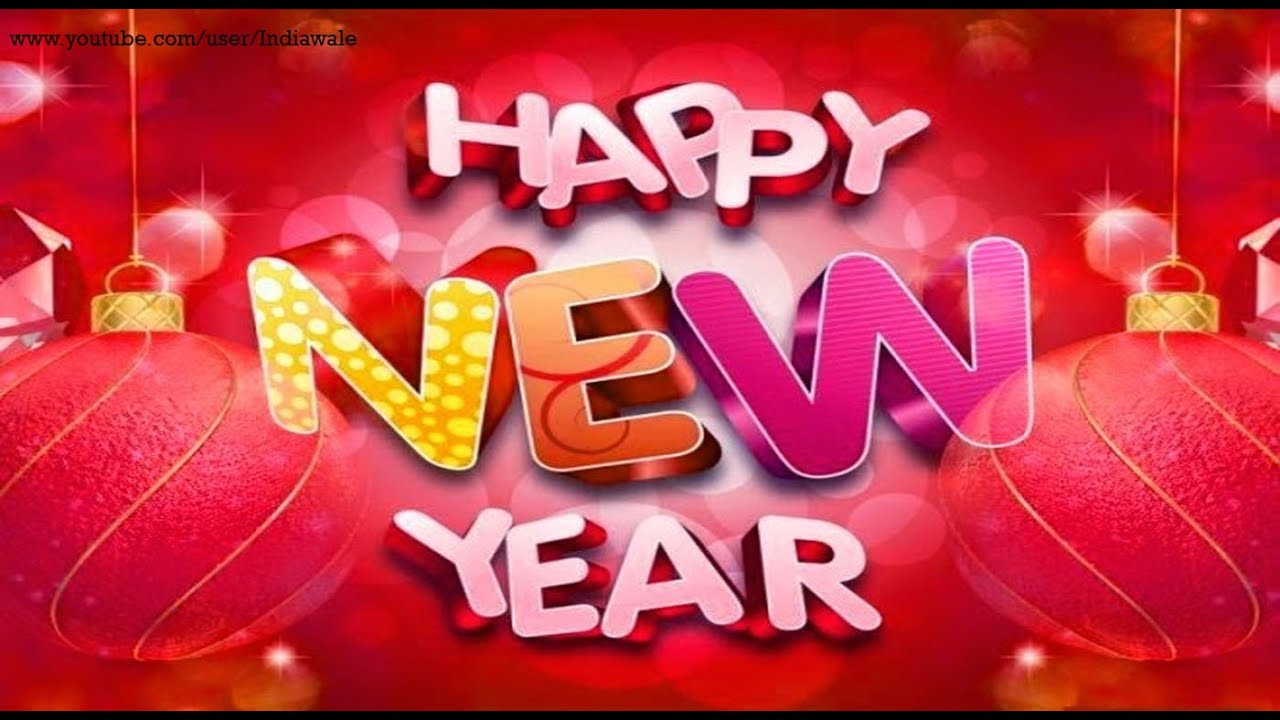Best Ever Happy New Year Video Greetings Wishes Message Whatsapp