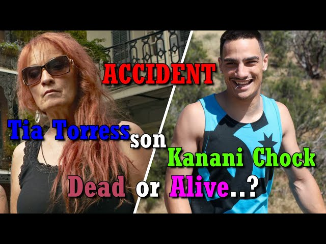 Tia Torress son Kanani Chock accident\: Know what happened