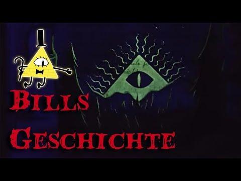 Bill Ciphers geheime Vergangenheit aus Gravity Falls Tagebuch 3 (Special Edition)