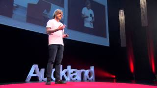 Beyond the zero waste restaurant | Matt Stone | TEDxAuckland video