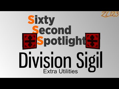 Division Sigil - Feed The Beast Wiki