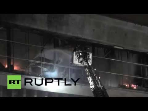 Russia: Rare books rescued in Russian Academy of Sciences library blaze