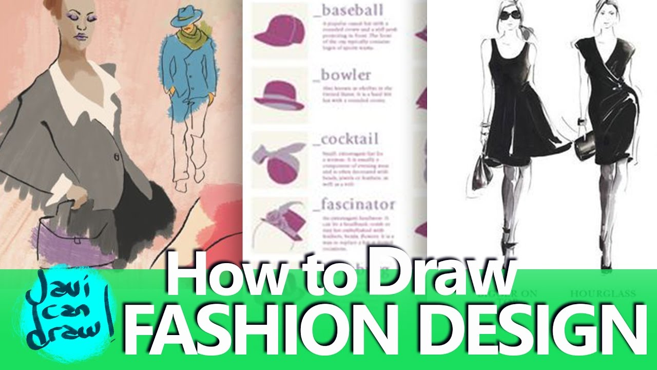 Top 5 Resources For Learning Fashion Design Basics Youtube