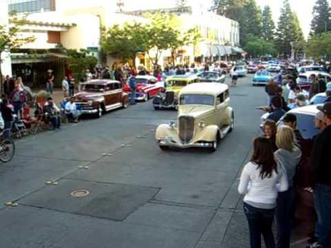 Peggy Sue Car Show Santa Rosa