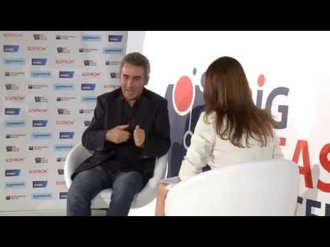 Gamechangers: Peter Fisk Interview by Big ideas CEE