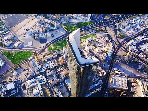 4K- Amazing Kuwait Showreel and Time Lapse
