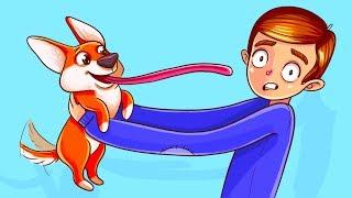 개가 말을 알아듣는다는 것이 과학적으로 증명되었습니다