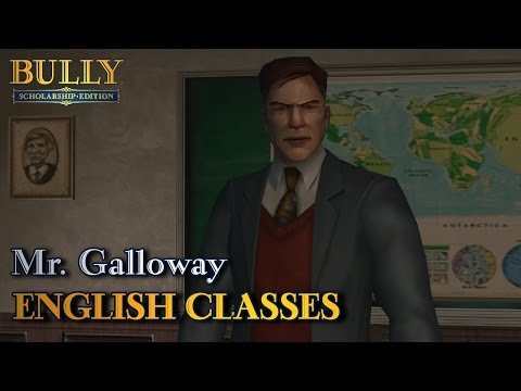 Bully: Scholarship Edition - English Classes (PC)