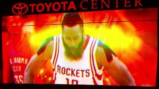 Houston Rockets 2016-17 Intro Video (50th Anniversary)