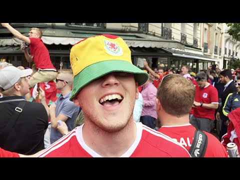 Wales fan explains the must-have fashion accessory of Euro 2016 ... ff409d917f26