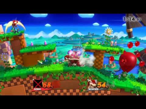 Super Smash Bros. 4 Wii U: Custom Music Test 1