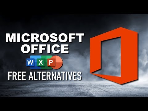 Top 5 Best FREE MICROSOFT OFFICE Alternatives (2020)