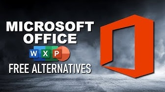 Top 5 Best FREE MICROSOFT OFFICE Alternatives to Use in 2020