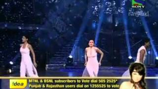 Jhalak Dikhla Jaa [Season 4] - Episode 8 (4 Jan, 2011) - Part 5