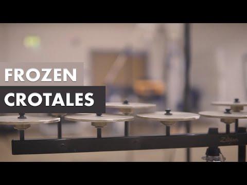 Frozen Percussion: Crotales - Announcement Trailer
