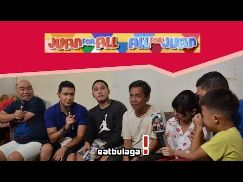 Juan For All, All For Juan Sugod Bahay | February 5, 2018