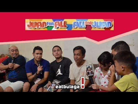 Juan For All, All For Juan Sugod Bahay | February 5, 2018