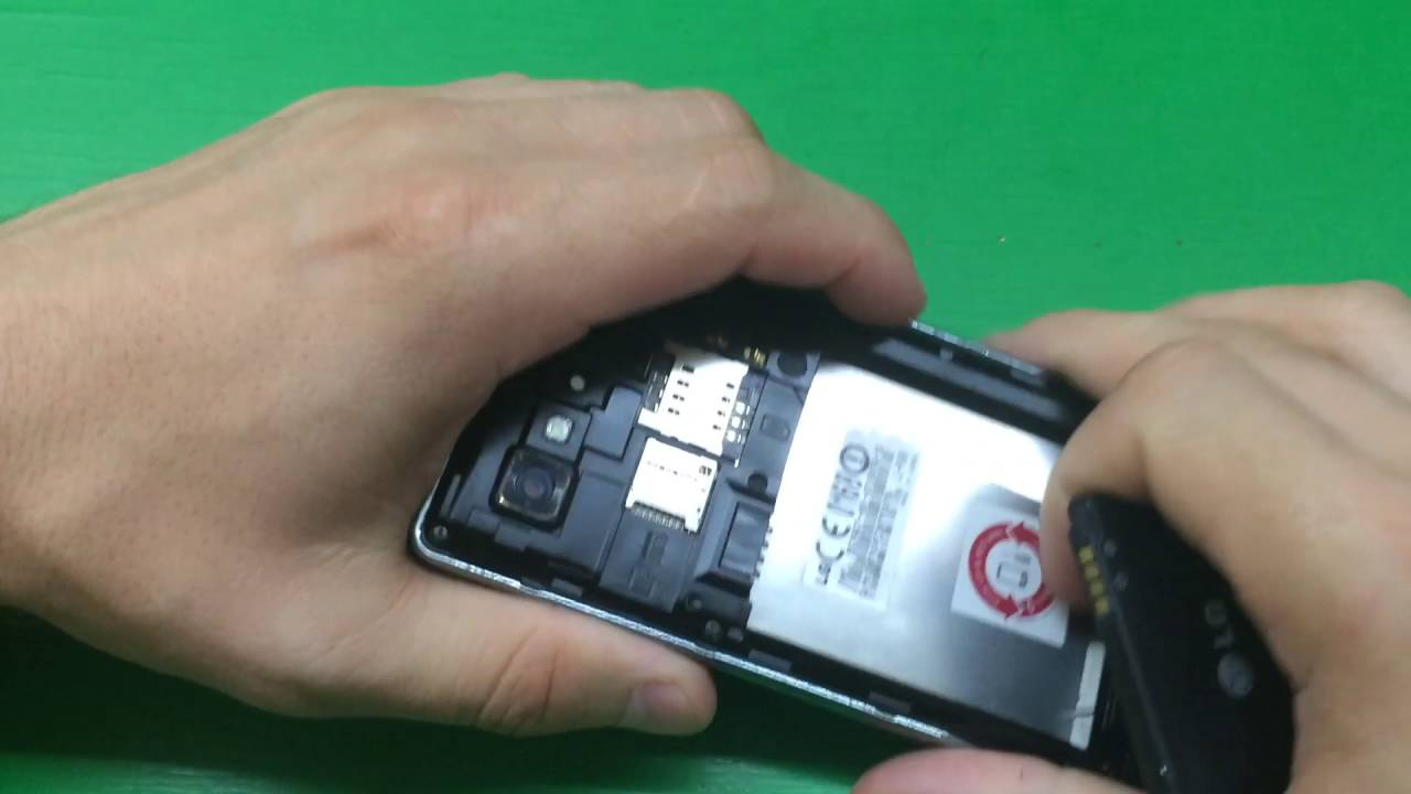 Прошивка для LG P880