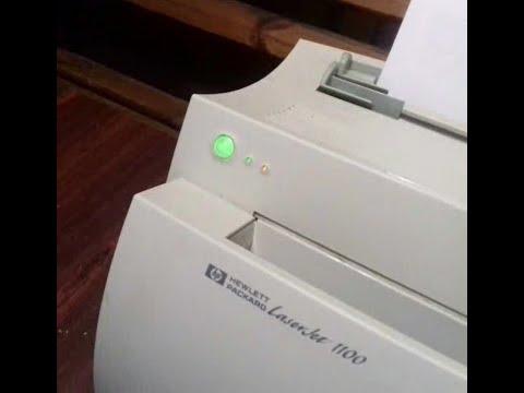Как разобрать принтер HP LaserJet 1100 Горят все индикаторы HP 1100 Ремонт принтера HP 1100