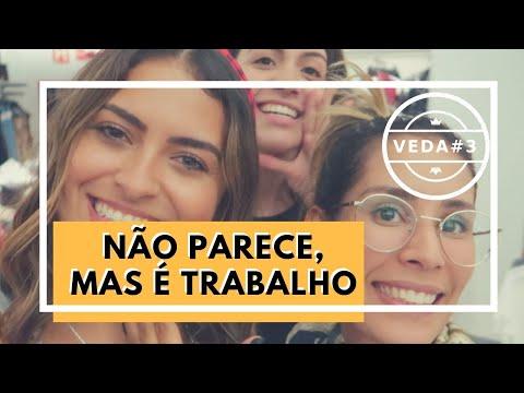VEDA #3 + 25 DE MARÇO + EVENTO C&A - VLOG NATTY OLIVEIRA