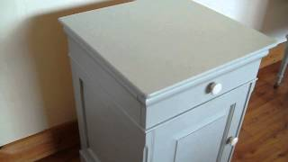 Painted Shabby Chic Cupboard In Farrow And Ball Http://www.vintageandpaintedfurniture.co.uk/