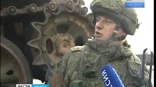 «Сирийский перелом»  Поезд с трофейной техникой из Сирии проехал через Иркутск