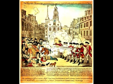 Boston History in a Minute: Boston Massacre