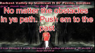 Watch Usigreat Darkest Valley video