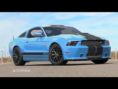 2013 Ford Mustang Shelby GT350 delivering 624hp goes on sale ...