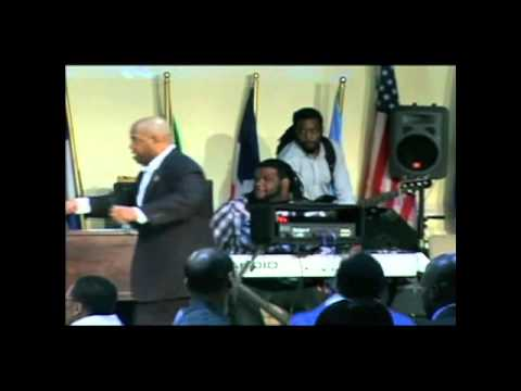 Prophet Todd Hall-praise break gone WILD!!!!