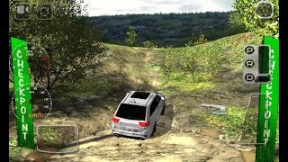 let's drive 4x4 Off-Road Rally 6 (android  game)