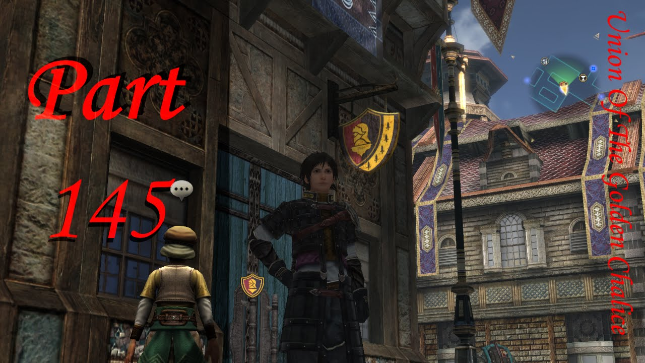 The last remnant part 145 union of the golden chalice 2 youtube the last remnant part 145 union of the golden chalice 2 malvernweather Choice Image