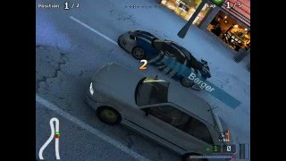 L.A Street Racing Gameplay