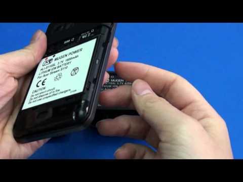 Acer Stream S110 1600mAh Mugen Power Extended Battery [HLI-S110SL]