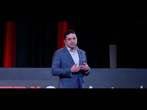 Health inequity: America's chronic condition? | Esteban López | TEDxSanAntonio