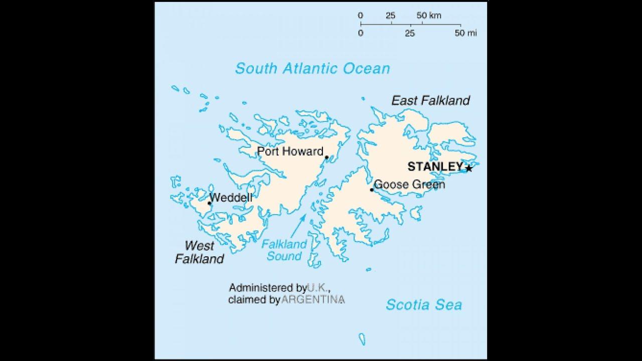 Falkland Islands English