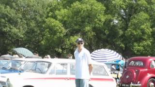 Priory Park Classic Car Rally